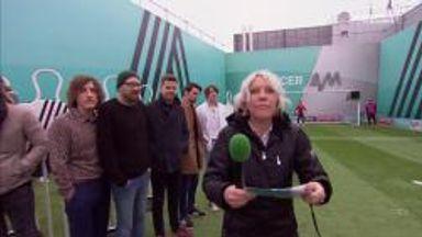 Volley Challenge: Fulham v Wigan