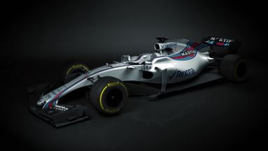 Williams preview new F1 car