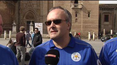 Leicester fans 'split' on Ranieri