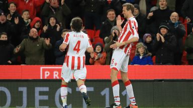 Crouch's top three PL goals