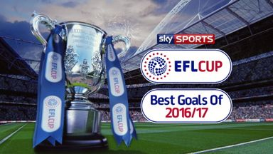 Top 10 EFL Cup goals 2016/17