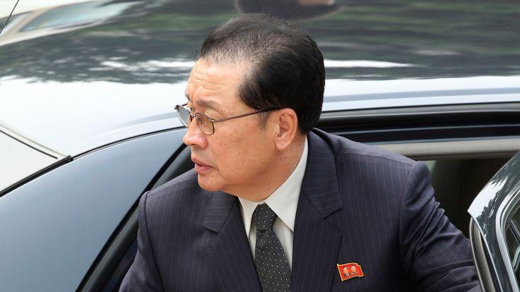 Jang Song Thaek, uncle to North Korea leader Kim Jong Un, was executed in 2013