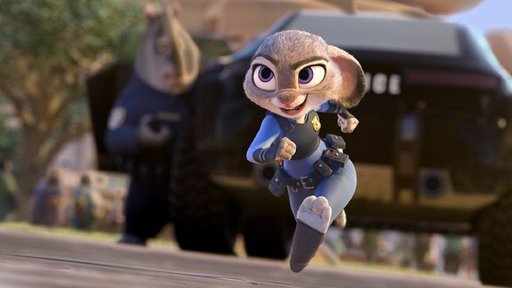 Zootopia has a left-wing message to suit the Academy's political vibe