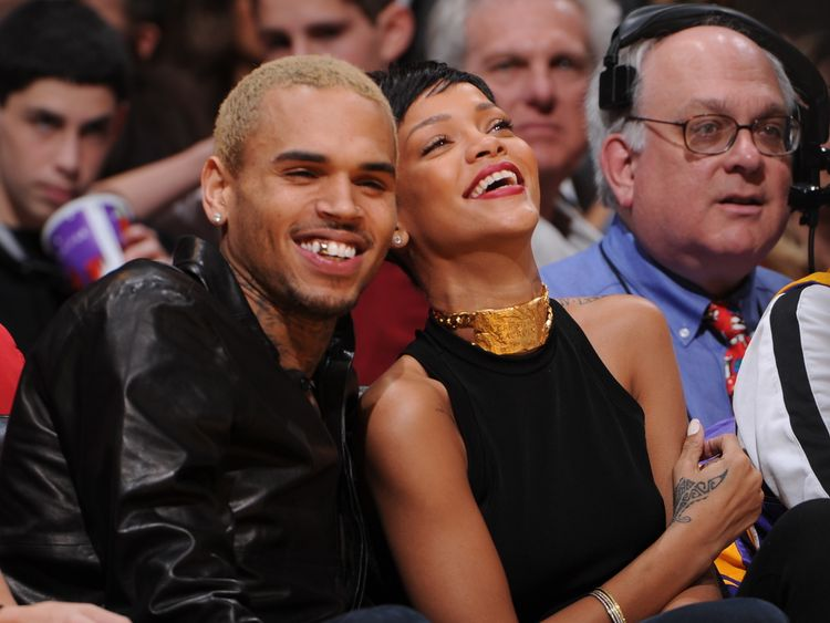 Brown and Rihanna dated for three years before she accused him of domestic abuse