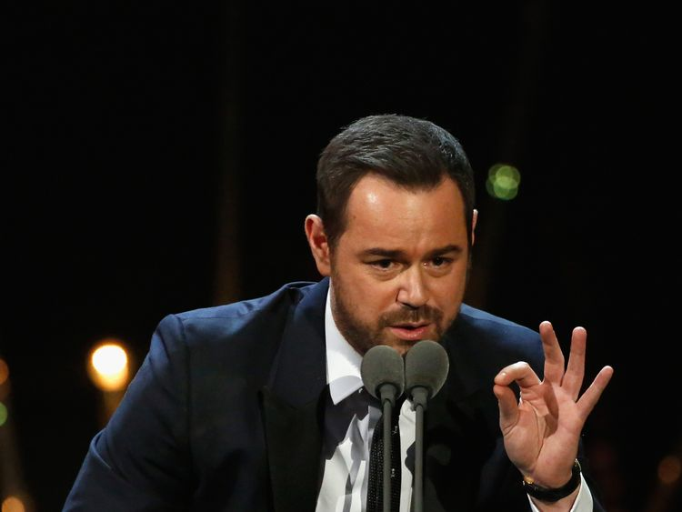 Dyer has won two National Television Awards for Serial Drama Performance
