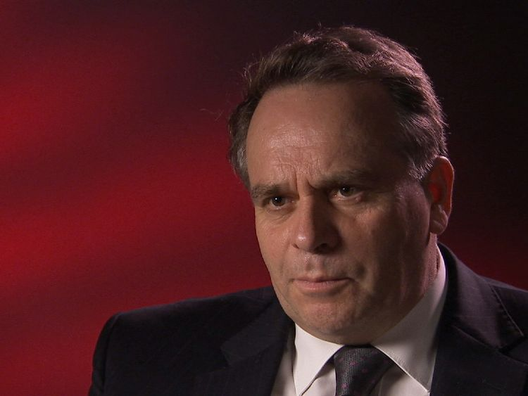 Neil Parish believes British police should be allowed to join the Ukrainian investigation