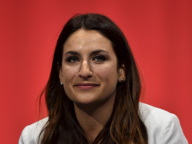 Luciana Berger is another Labour MP who has been targeted with online abuse