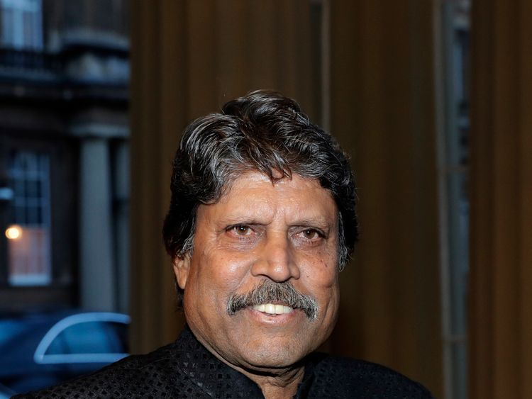 Indian retired cricket player attends a reception this evening to mark the launch of the UK-India Year of Culture 2017 on February 27, 2017 in London, England. The reception will bring together the best of British and Indian culture and creativity, represented through a range of high profile guests with an interest in both countries