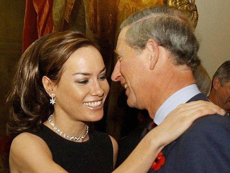 Prince Charles and Tara Palmer-Tomkinson