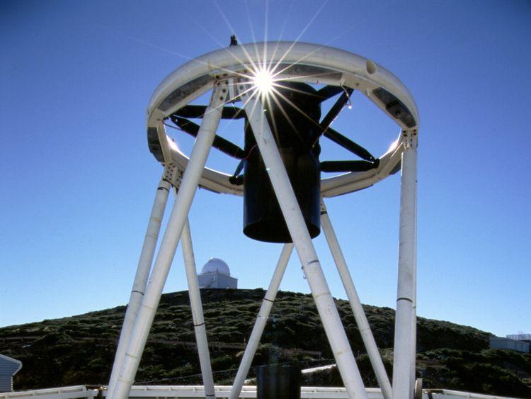 Pic: Astrophysics Research Institute / John Moores University