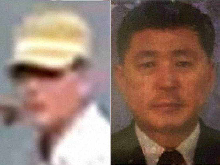 North Korea suspect O Joong Gil