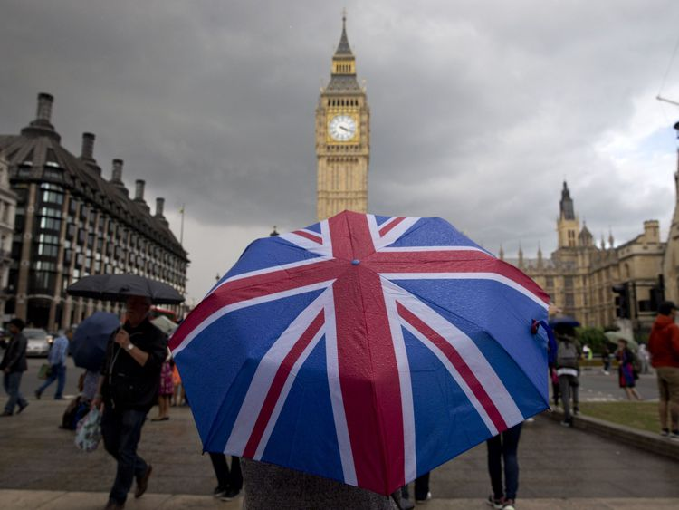 The official plan for Brexit is laid out in an official Government document