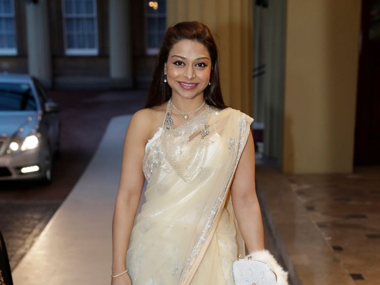 Ayesha Darker attends a reception this evening to mark the launch of the UK-India Year of Culture 2017 on February 27, 2017 in London, England. The reception will bring together the best of British and Indian culture and creativity, represented through a range of high profile guests with an interest in both countries. The attendees include guests from the fields of performing arts, fashion, food, literature and sport such as Kunal Nayyar, Neha Kapur, Ayesha Dharker