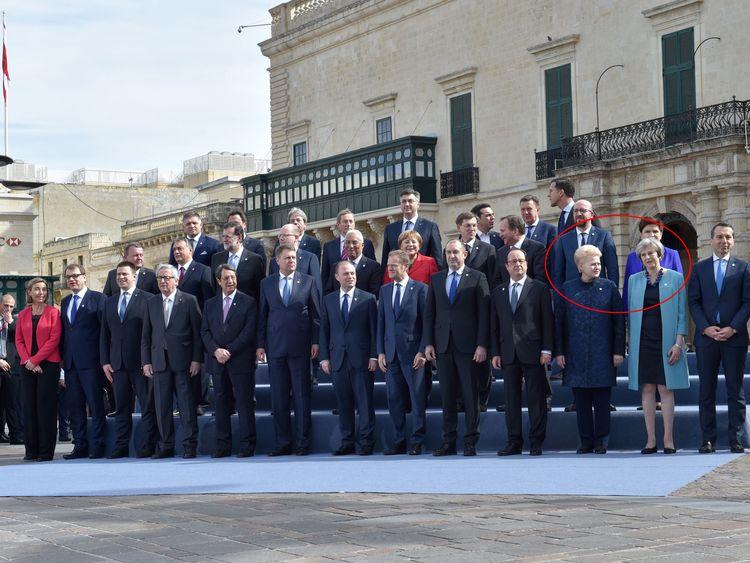 Business Companies In Malta Mail: EU Leaders At Malta Summit Raise 'alarm Call' Over Trump's US