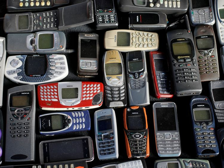 A blast from the past, Nokia will also be introducing three other brand new handsets this month