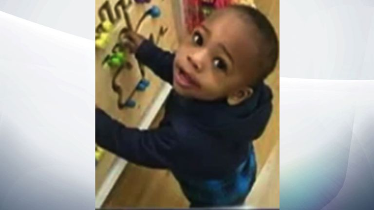 Two-year-old Lavontay White was shot in the head