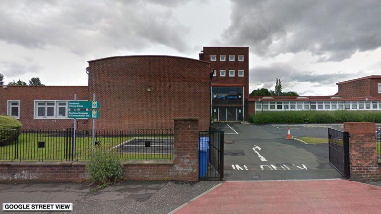 Sandwood Primary School in Penilee, Glasgow