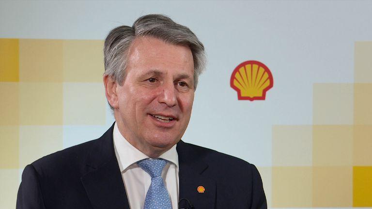Ben van Beurden has run Shell since 2013