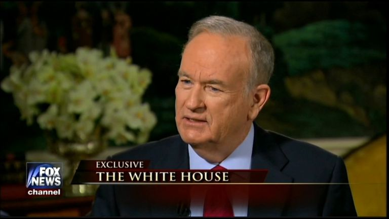 Bill O'Reilly's comment has angered the Russian government