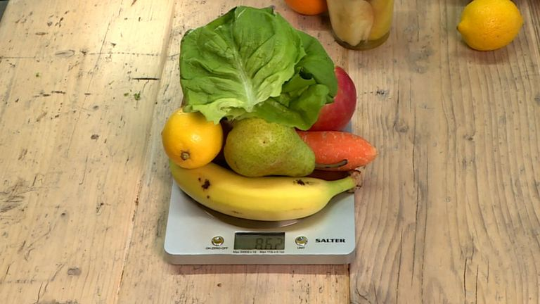 Researchers say that if everyone ate 10 portions of fruit and veg a day, then 7.8 million premature deaths could be prevented.