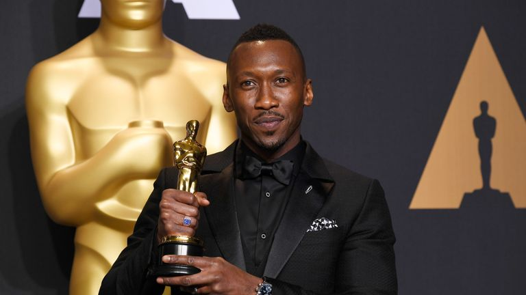 Best Supporting Actor: Mahershala Ali, Moonlight