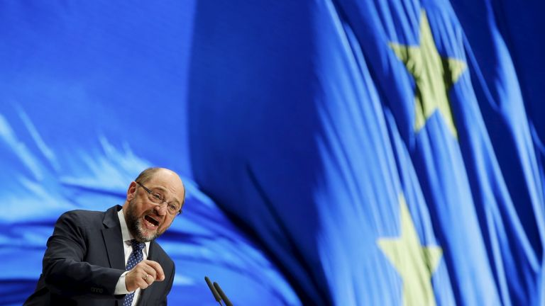 Former EU Parliament president Martin Schulz has returned to German domestic politics and is challenging Angela Merkel