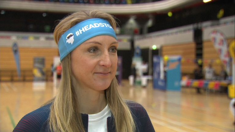 World record holder Paula Radcliffe described the London Marathon as her favourite race
