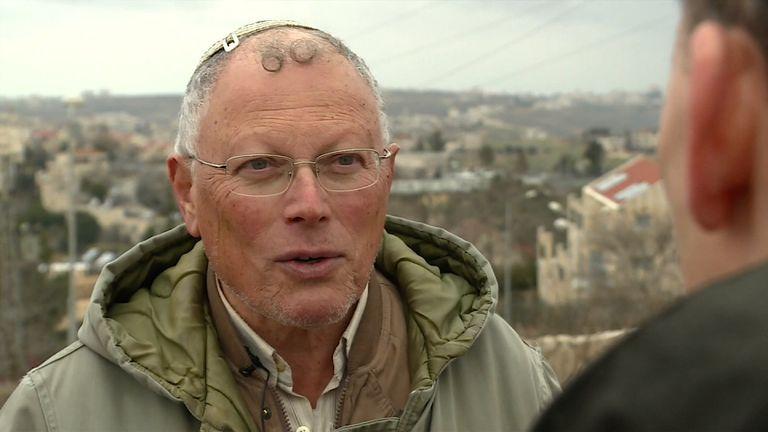 Prime Minister Benjamin Netanyahu's brother-in-law Dr Hagai Ben Artzi