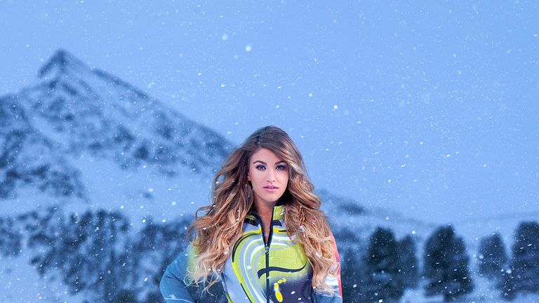 Model Amy Willerton has been drafted in to replace injured model and DJ Vogue Williams