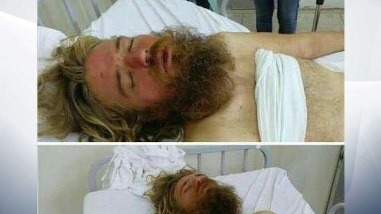 Anton Pilipa was found in Rondonia state, Brazil, in November. Pic: missingpersonsofamerica.com