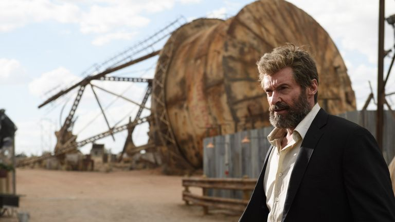 The film plays out more like a road western than a superhero blockbuster