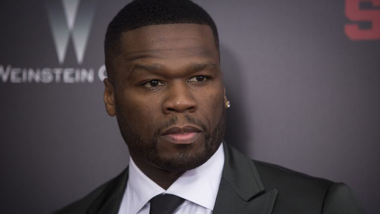 30aa76c51682d1 Rapper 50 Cent pays  22m to end bankruptcy
