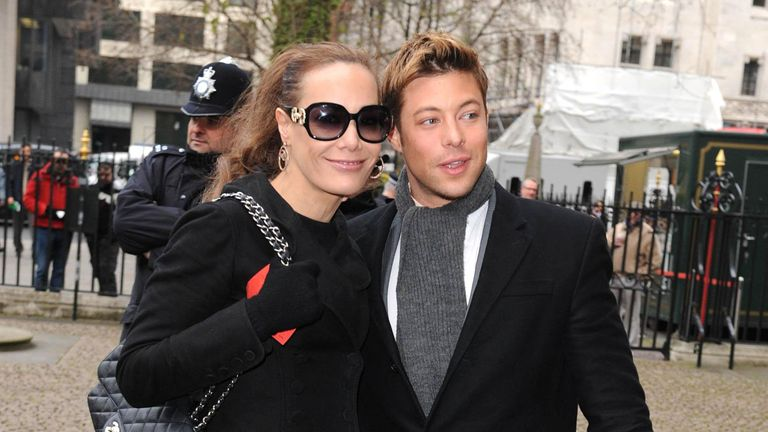 Tara Palmer-Tomkinson and Duncan James