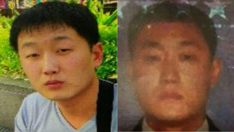North Korea suspect Ri Ji U