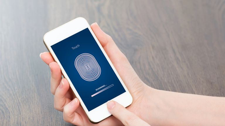 Fingerprint log-in systems are now used by both Apple and Samsung