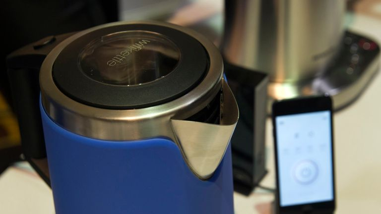 Smartphone-controlled kettles have been exploited by hackers