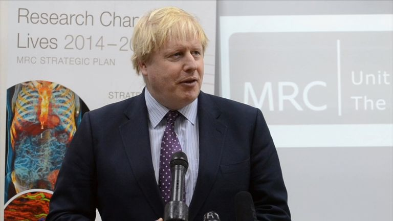 Boris Johnson enthuses on The Gambia's planned return to The Commonwealth