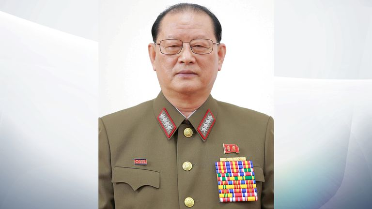 Kim Won Hong has been removed as North Korea spy chief
