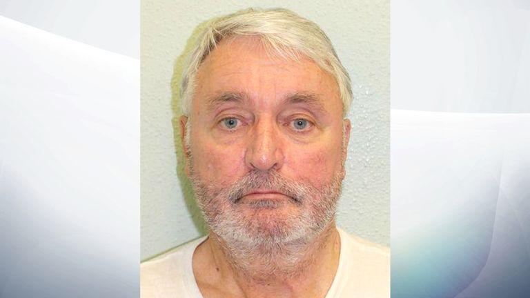 Mark Frost, a prolific paedophile
