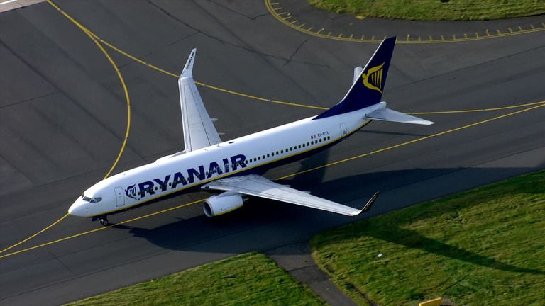 Ryanair is Europe's largest airline