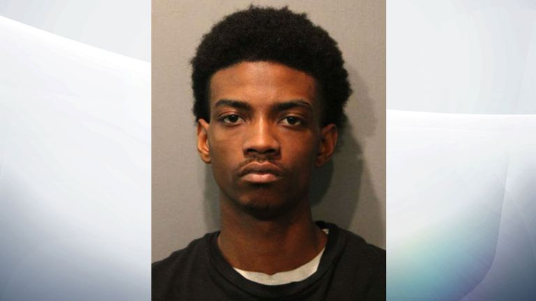 Suspect Antwan Jones, 19, has been charged with the murder of an 11-year old girl on 11 February, 2017