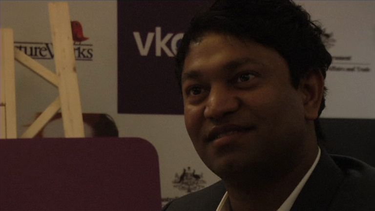 Saroo Brierley wrote the book on which 'Lion' is based