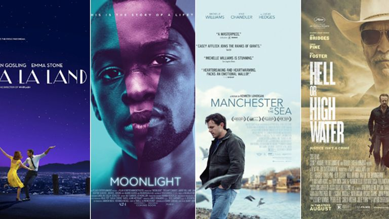 Oscars 2017: Runners and Riders