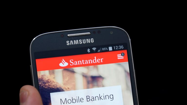 Santander is the first UK bank to allow its customers to make payments using their voice
