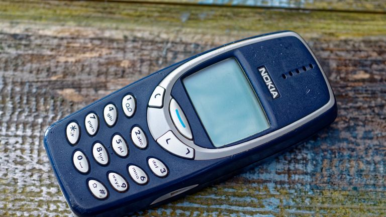 The Nokia 3310, introduced in September 2000, was one of Nokia's most successful models