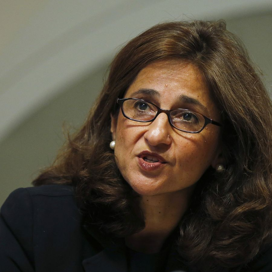 Minouche Shafik joined the Bank of England in 2014