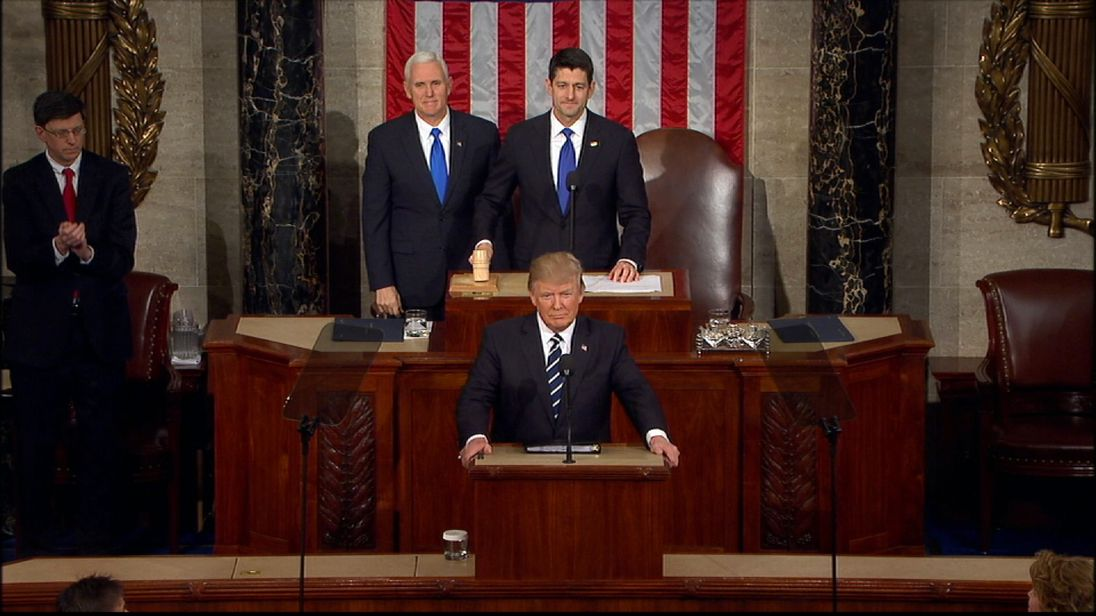 Trump in Congress