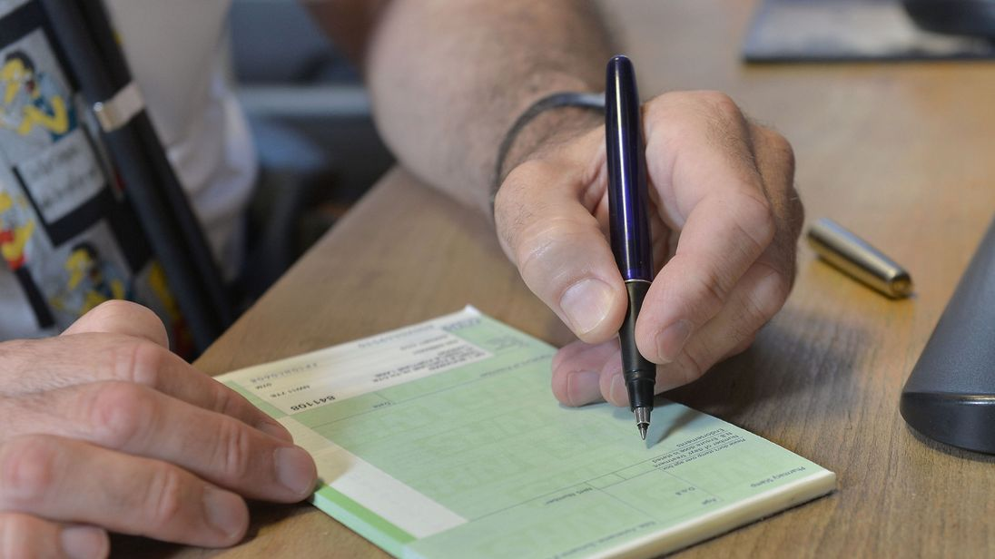 Green prescription slips from your GP may become harder to get for minor ailments