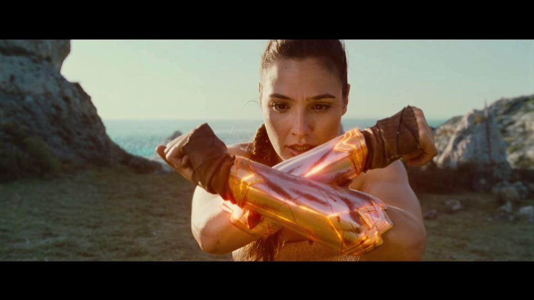 Wonder Woman's origins revealed!