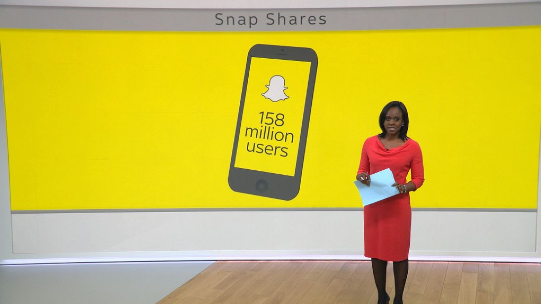 What's caused Snapchat's success?